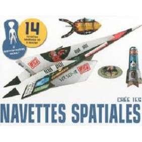 CREE TES NAVETTES SPATIALES