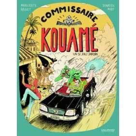 COMMISSAIRE KOUAME
