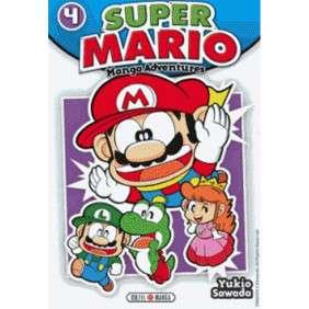 SUPER MARIO MANGA ADVENTURES T04