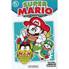 SUPER MARIO MANGA ADVENTURES T05