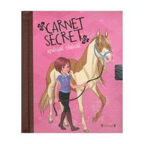 CARNET SECRET - SPECIAL CHEVAL