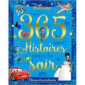 SPECIAL AVENTURES HEROS DISNEY 365 HISTOIRES DISNEY