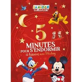 LA MAISON DE MICKEY, 5 MINUTES POUR S'ENDORMIR