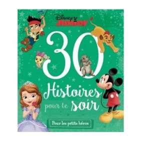 SPECIAL 30 HISTOIRES POUR LE SOIR DYSNEY