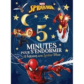 SPIDERMAN, 5 MINUTES POUR S'ENDORMIR