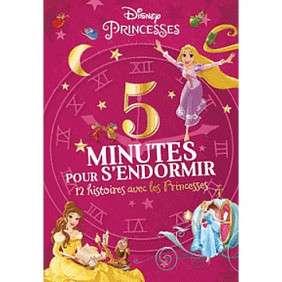 PRINCESSE 5 MINUTES POUR S'ENDORMIR