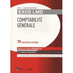 EXOS LMD - COMPTABILITE GENERALE 2016-2017, 17EME
