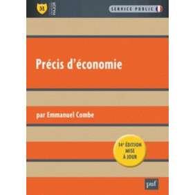 PRECIS D'ECONOMIE (14ED)