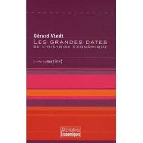 GRANDES DATES DE L'HISTOIRE ECONOMIQUE (LES)