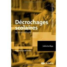 DECROCHAGES SCOLAIRES