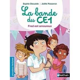 LA BANDE DU CE1: FRED EST AMOUREUX