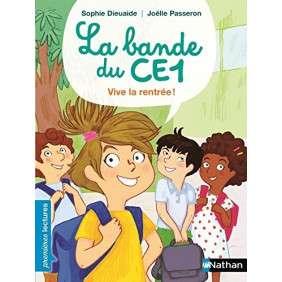 LA BANDE DU CE1 - VIVE LA RENTREE !