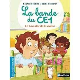 LA BANDE DU CE1 : LE HAMSTER DE LA CLASSE