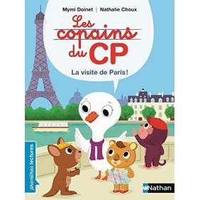 LES COPAINS DU CP: VISITONS DE PARIS