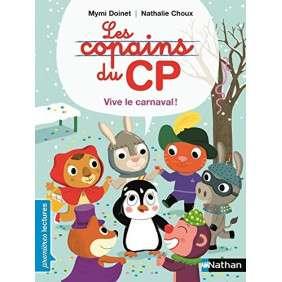 LES COPAIN CP: VIVE LE CARNAVAL