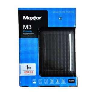DISQUE DUR EXTERNE MAXTOR 2.5 1TB USB 3.0