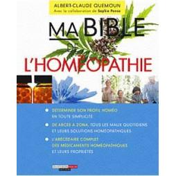 MA BIBLE DE L'HOMEOPATHIE