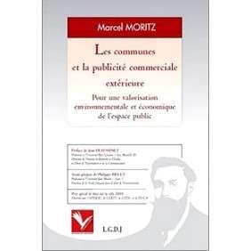 COMMUNES ET LA PUBLICITE COMMERCIALE EXTERIEURE