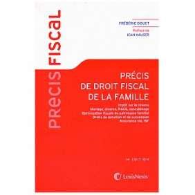 PRECIS DE DROIT FISCAL DE LA FAMILLE