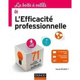 LA BOITE A OUTILS DE L'EFFICACITE PROFESSIONNELLE