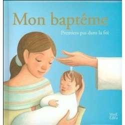MON BAPTEME PREMIER PAS DANS LA FOI