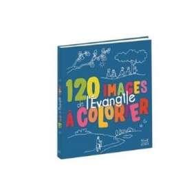 120 IMAGES DE L'EVANGILE A COLORIER