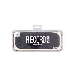 HP BT RECORD VOL2 8W NOIRE STEREO ( HPRECV2BK )