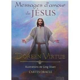 COFFRET MESSAGES D'AMOUR DE JESUS