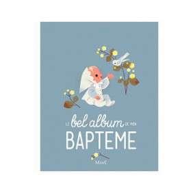 LE BEL ALBUM DE MON BAPTEME