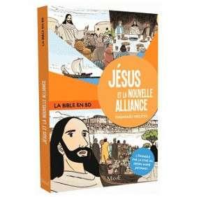 JESUS ET LA NOUVELLE ALLIANCE