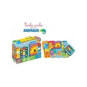 PEEKABOO ANIMAUX - MA TABLETTE DE LECTURE 1ER AGE