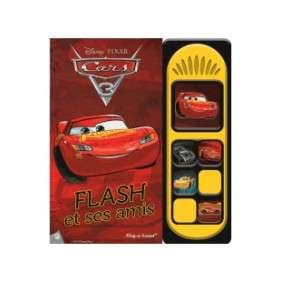 CARS 3 - FLASH ET SES AMIS