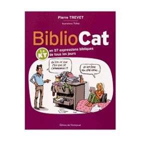 BIBLIOCAT - KIT EN 57 EXPRESSIONS BIBLIQUES DE TOUS LES JOU