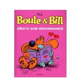 BOULE ET BILL VOL 12, SIESTE SUR ORDONNANCE