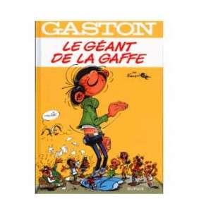 GASTON VOL 13, LE GéANT DE LA GAFFE