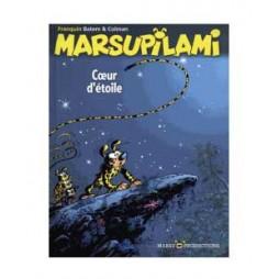 MARSUPILAMI VOL 27, COEUR D'éTOILE