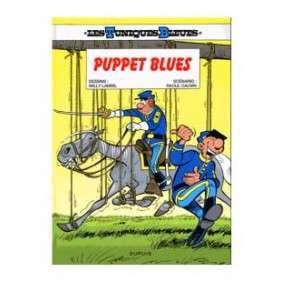 LES TUNIQUES BLEUES VOL 39, PUPPET BLUES