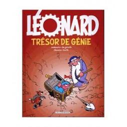LEONARD VOL 40, TRéSOR DE GéNIE