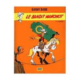 LUCKY LUKE VOL 18, LE BANDIT MANCHOT