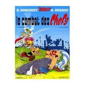 LE COMBAT DES CHEFS ASTERIX.7