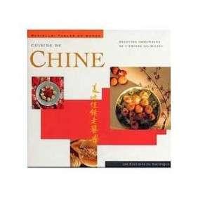 CUISINE DE CHINE