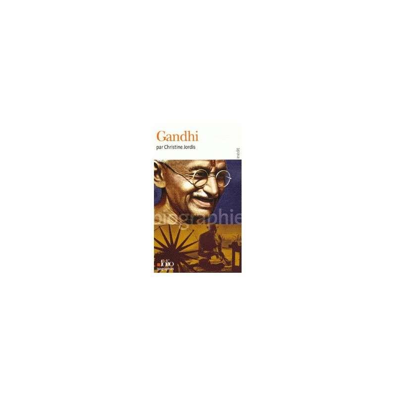 GANDHI JORDIS