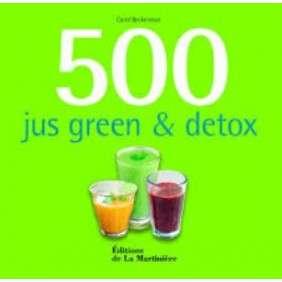500 JUS GREEN ET DETOX