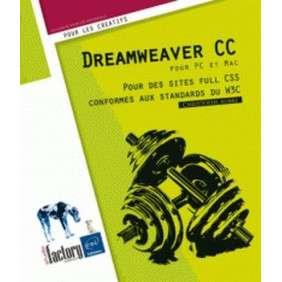STUDIO FACTORY DREAMWEAVER CC POUR PC/MAC