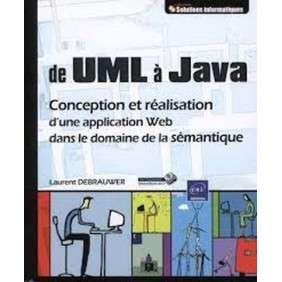 UML ET JAVA - CONCEPTION ET REALISATION D'UNE APPLICATION WEB