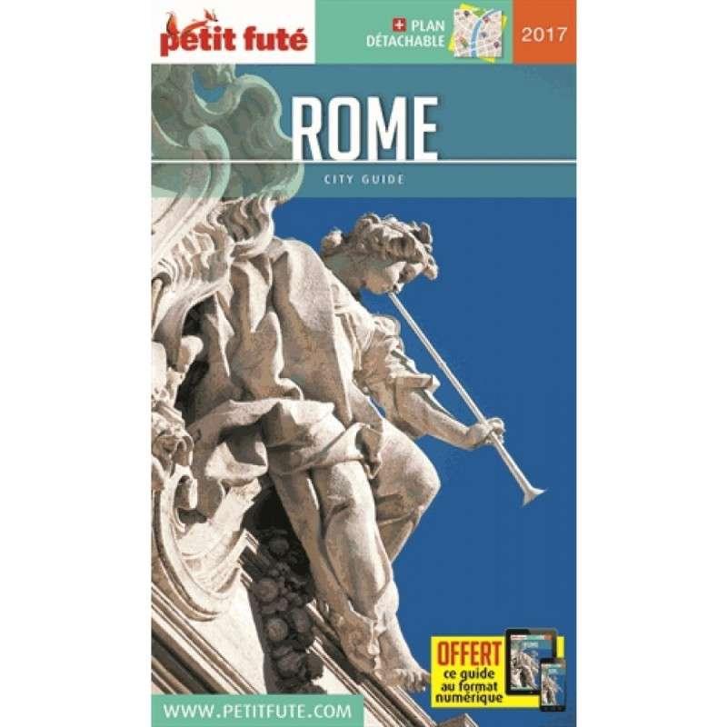 ROME 2017 PETIT FUTE