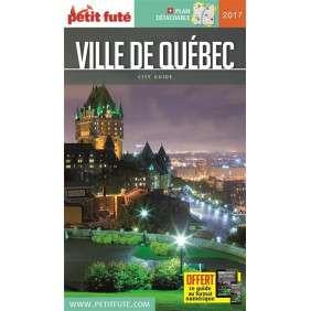 QUEBEC VILLE 2017 PETIT FUTE