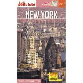 NEW YORK 2017 PETIT FUTE