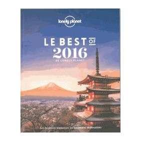 LE BEST OF 2016 DE LONELY PLANET