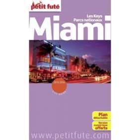 MIAMI 2015 PETIT FUTE - PLAN + OFFRE NUMERIQUE